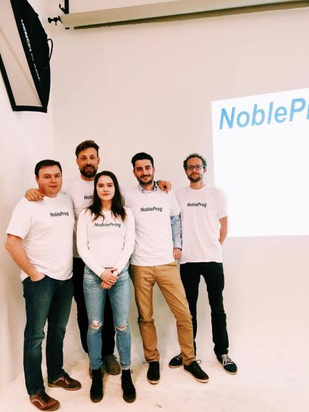 NobleProg Team Photo